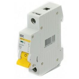 Автоматический Выключатель IEK ВА 47-29 1P C 1А