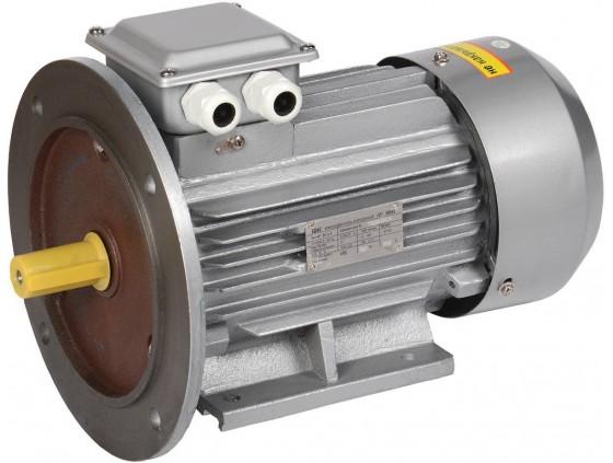 Электродвигатель Трехфазный Ассинхронный АИР100S2У2 4КВт 2850 Об / Мин